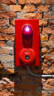 Fire Alarm in Taiwan