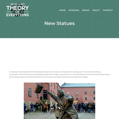 New Statues