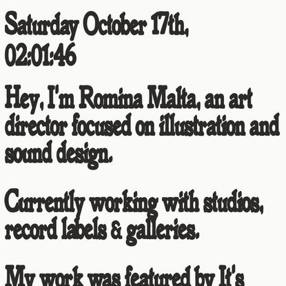 Romina Malta