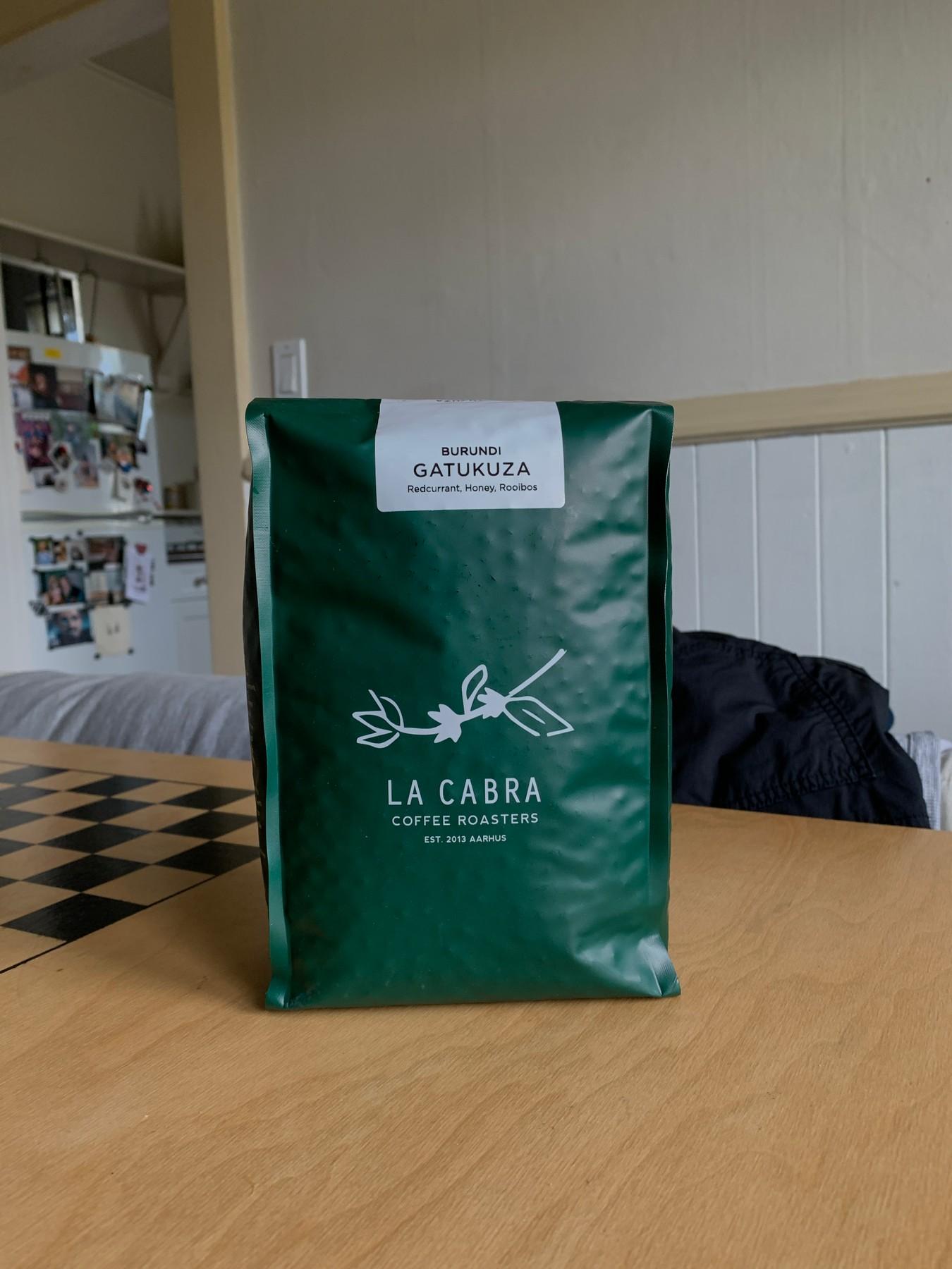 La Cabra Coffee, Gatukuza (Burundi), 2020