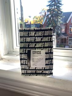 Sam James Coffee, Layo Taraga (Ethiopia), 2020