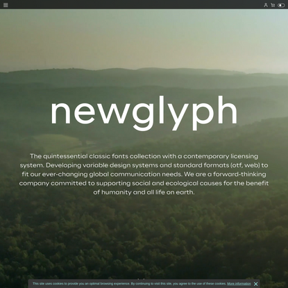 Home - newglyph