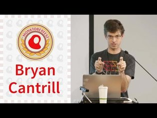Monktoberfest 2016: Bryan Cantrill - Oral Tradition in Software Engineering