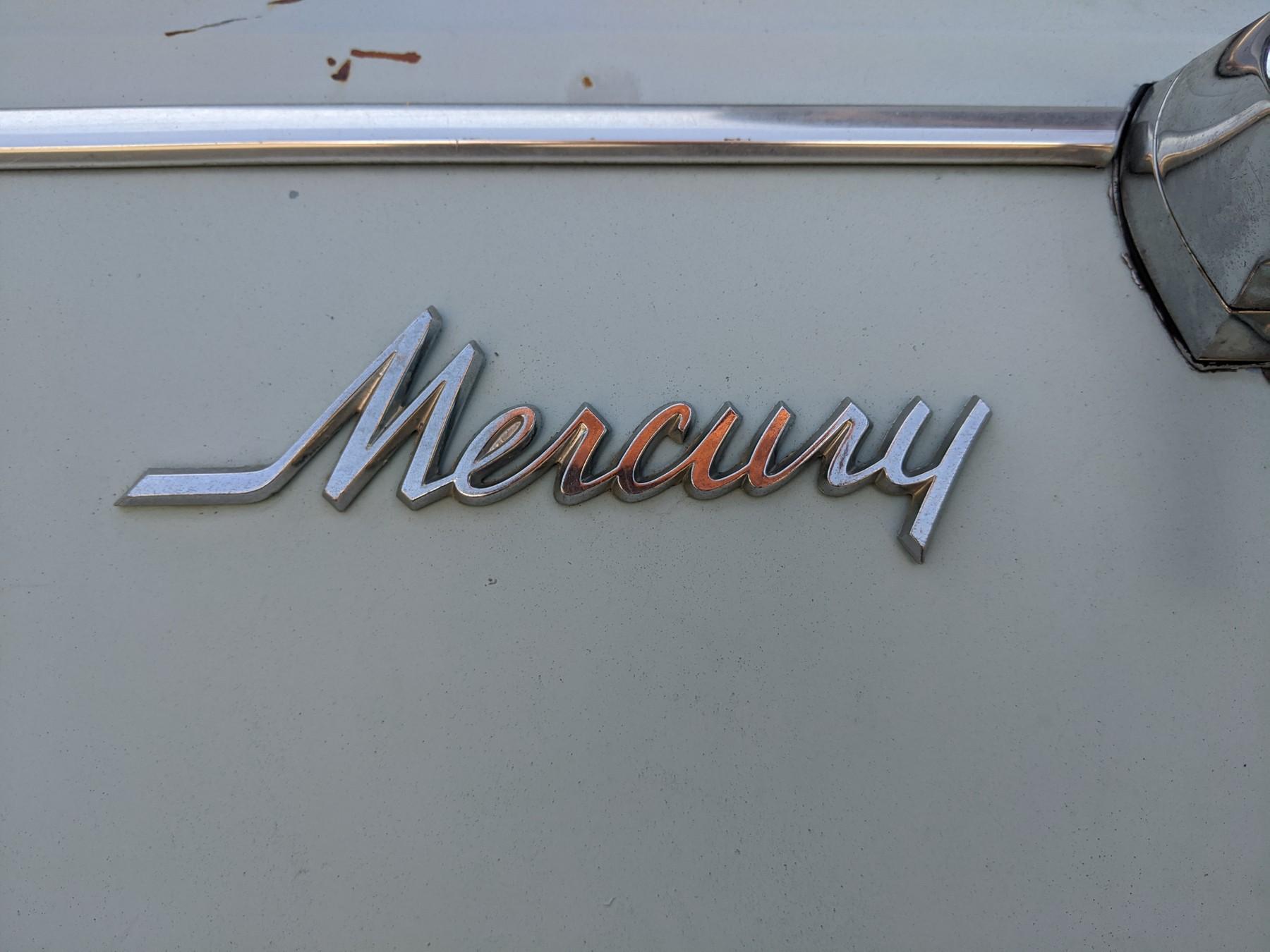 Mercury Vehicle, Berkeley CA