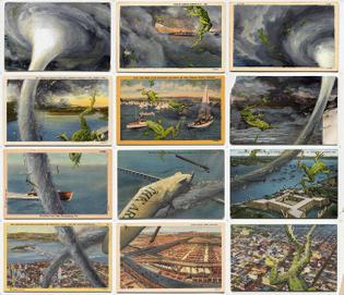 David Opdyke, This Land (detail)