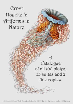 Ernst Haeckel's Artforms in Nature
