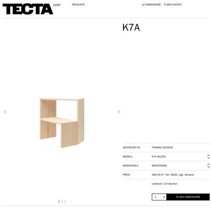 K7A - Modell: K7A (klein)
