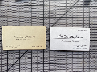 Grammy and Great Grandmothers Business Cards