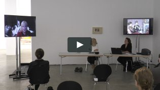 Monika Baer: Exhibition talk with Griselda Pollock and Susanne Leeb