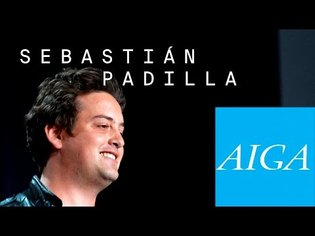 Sebastián Padilla | Going fast to nowhere | 2016 AIGA Design Conference