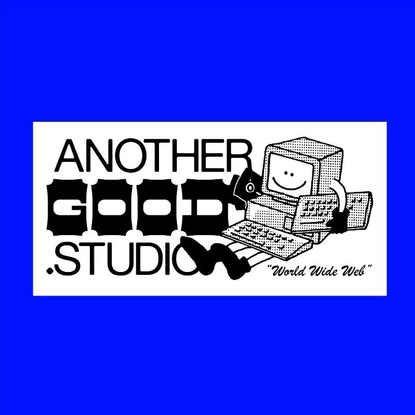 """Studio Balcony's Instagram post: """"New graphic for the very icey @anothergoodstudio whom I have the pleasure of sharing a stu..."""