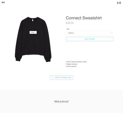 Connect Sweatshirt