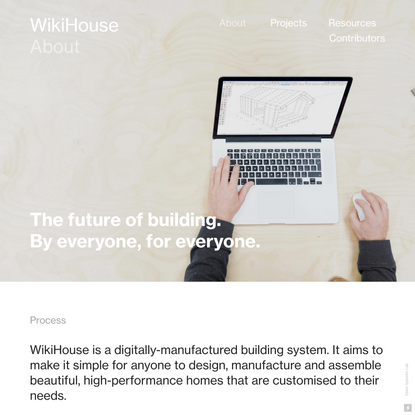 About — WikiHouse