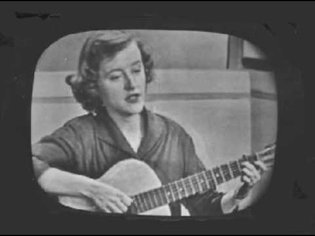 Connie Converse- Talkin' Like You (Two Tall Mountains)