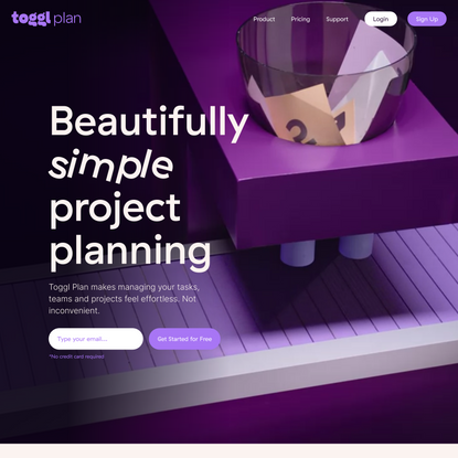 Toggl Plan: Project planner & schedule maker for teams