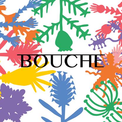 BOUCHE • KOMBUCHA