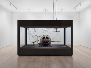Kevin Beasley, A View of a Landscape, Whitney Museum, New York, 2019 *scoring* *restaging* *performing* *sounding*