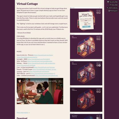 Virtual Cottage by DU&I