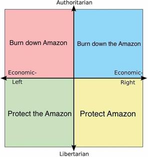 Amazon compass