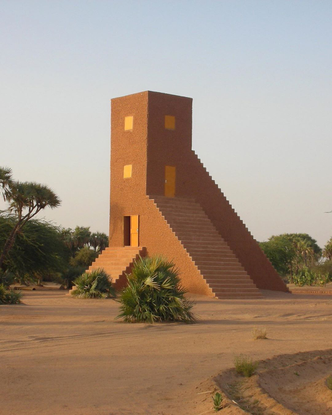 """IGNANT on Instagram: """"Not Vital, House to Watch the Sunset, Aladab, Niger, 2005"""""""
