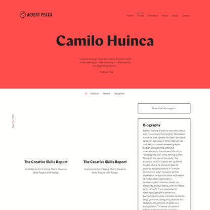 Camilo Huinca