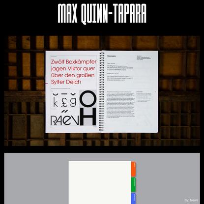 Max Wiremu Quinn-Tapara