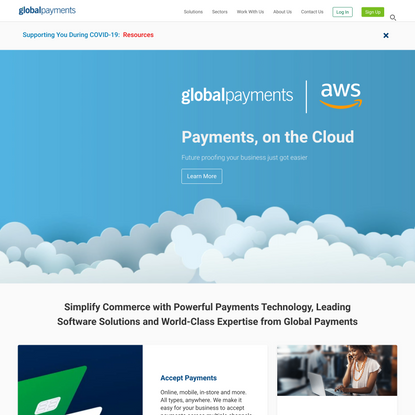Unrivaled Payments Expertise | Global Payments
