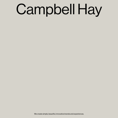 Campbell Hay (London)