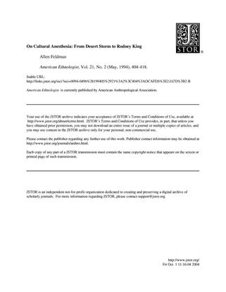 allen-feldman-on-cultural-anesthesia-from-desert-storm-to-rodney-king-1.pdf