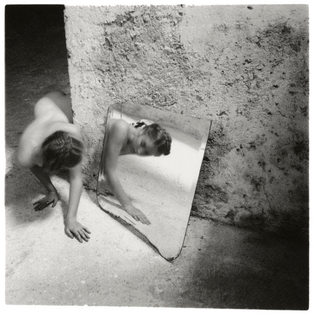 Francesca Woodman, Rome