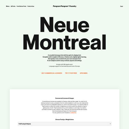 Neue Montreal