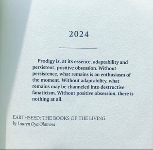 Earthseed: The Books of the Living