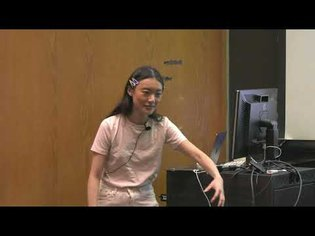 CD Lecture Series: Tracy Ma