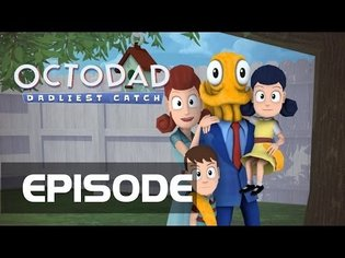 Octodad Dadliest Catch - Full Episode - Playthrough [1080p HD] - No Commentary