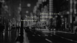 Superbudda Video TO-NYC Breaking Boundaries - Teaser