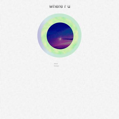 GIFRIENDS: where r u