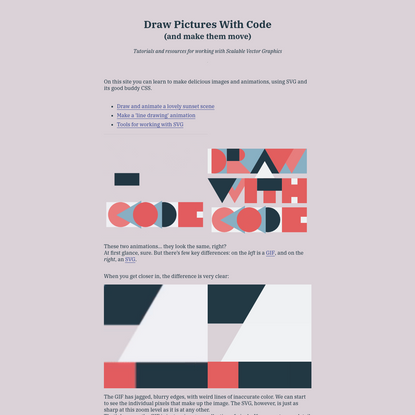 Draw with Code