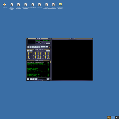 Webamp * Winamp in your browser