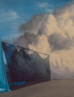 Sky | Conceptual | Studio | Clouds | Heaven | Heavenly | Blue | Creative | Projection |