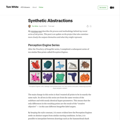 Synthetic Abstractions
