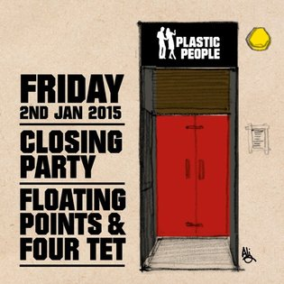 Floating Points & Four Tet - Final Plastic People 2 1 2015 by Floating Points