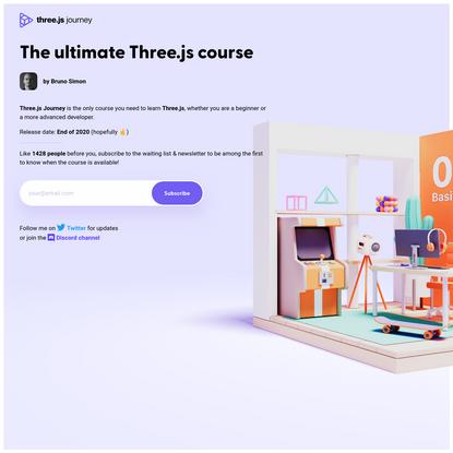 Three.js Journey