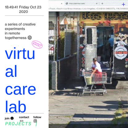 virtual care lab