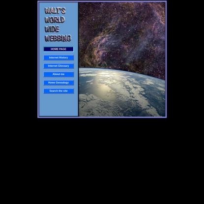 Walt Howe's Home Page