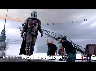 Why 'The Mandalorian' Uses Virtual Sets Over Green Screen   Movies Insider