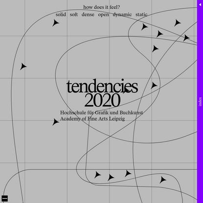 tendencies 2020 | HGB Leipzig | Map