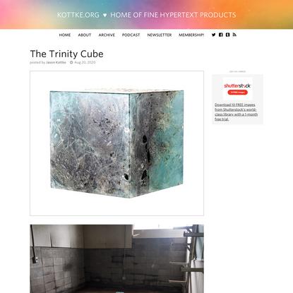 The Trinity Cube