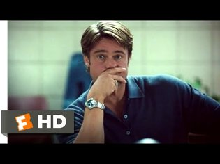 Moneyball (2011) - It's An Unfair Game Scene (2/10) | Movieclips