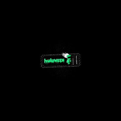 Huluween - The Screamlands