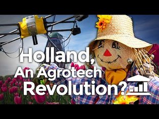 Why The NETHERLANDS is the World's AGRICULTURE leader? - VisualPolitik EN